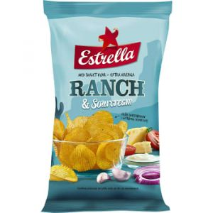Estrella Chips - Ranch & Sourcream