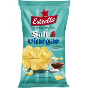 Estrella Chips - Salt & Vinäger