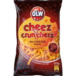 OLW Cheez Cruncherz Flamin Hot