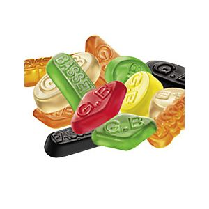 Lösviktsgodis - Wine gum