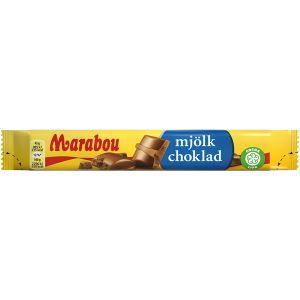 Marabou Dubbel - Mjölkchoklad