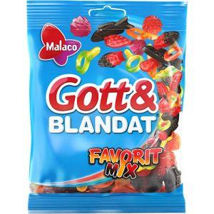 Gott & Blandat Favoritmix