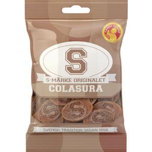 S-märke Cola Sour - Candypeople