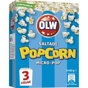 OLW Micropop Popcorn