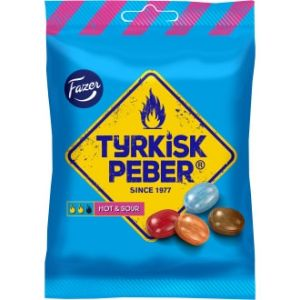 Tyrkisk Peber Hot and Sour
