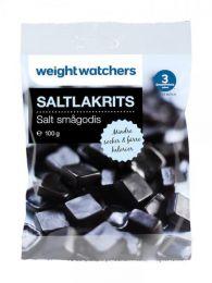 Viktväktarna Salt Lakrits