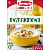 Semper Glutenfri - Havrekuddar