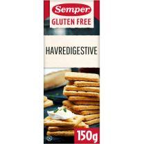 Semper Glutenfri- Havredigestive