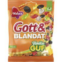 Gott & Blandat Familie Guf