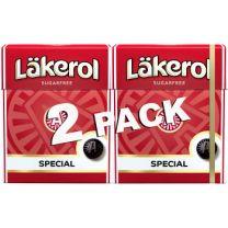 Läkerol Special 2-pack