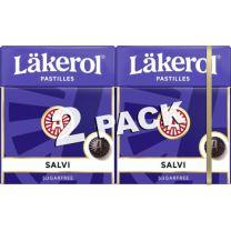 Läkerol Salvi 2-pack