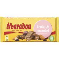 Marabou Frukt & Mandel