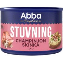 ABBA  Champinjon- & Skinkstuvning