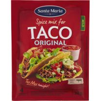 Santa Maria Taco spice mix Orginal