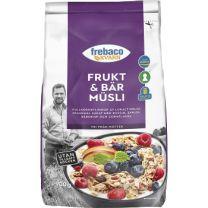Frebaco Müsli - Frukt & Bär