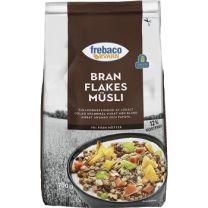 Frebaco Müsli - Bran Flakes