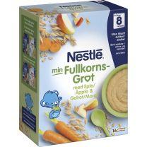 Nestlé Fullkornsgröt Äpple & Morot 8 Mån
