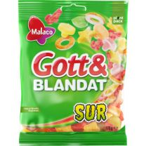 Gott & Blandat Sur