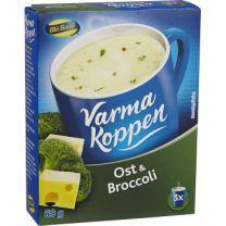 Varma Koppen - Ost/Broccoli
