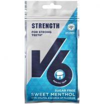 V6 Strong Teeth Sweet Menthol