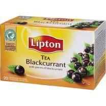Lipton Blackcurrant Te Påsar