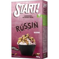 Start Müsli - Russin