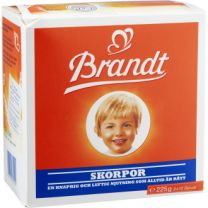 Skorpor Brandt