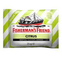 Fisherman's Friend Citrus Sockerfri