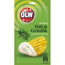 OLW DippMix - Dill & Gräslök