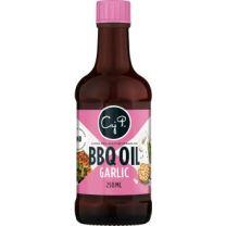 Caj P Grill Oil - Vitlök