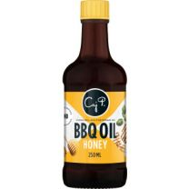 Caj P Grill Oil - Honung