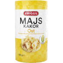 Friggs Majskakor ost