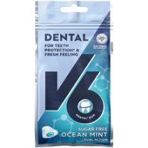 V6 Dental Dual Action Ocean Mint