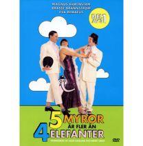 5 Myror Är Fler Än 4 Elefanter - Vol 1