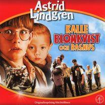 CD-Bok - Kalle Blomkvist och Rasmus
