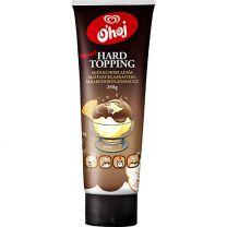 Ohoj Glassås Hard Topping - Mjölkchoklad
