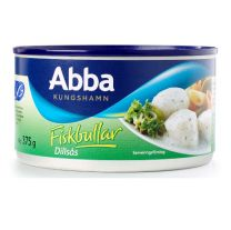 Abba Fiskbullar - Dillsås