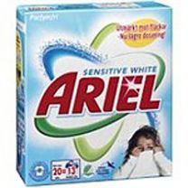 Ariel - Sensitive White