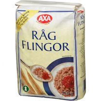 AXA Rågflingor