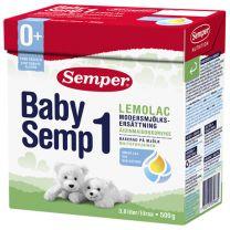 Semper BabySemp 1 - Lemolac