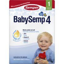Semper BabySemp 4 Mjölkdryck