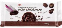 Bakchoklad Mörk