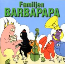 CD-Bok Familjen Barbapapa