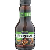 SantaMaria Grill Oil - Garlic