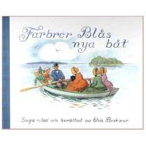 Elsa Beskow - Farbror Blås Nya Båt
