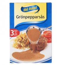 Blå Band Sås Mix - Grönpepparsås