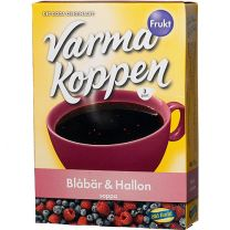 Varma Koppen - Blåbär/Hallon