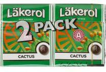 Läkerol Cactus 2-pack