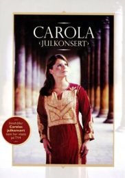 Carola Julkonsert DVD