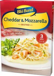 Blå Band Sås Mix - Cheddar Mozzarella